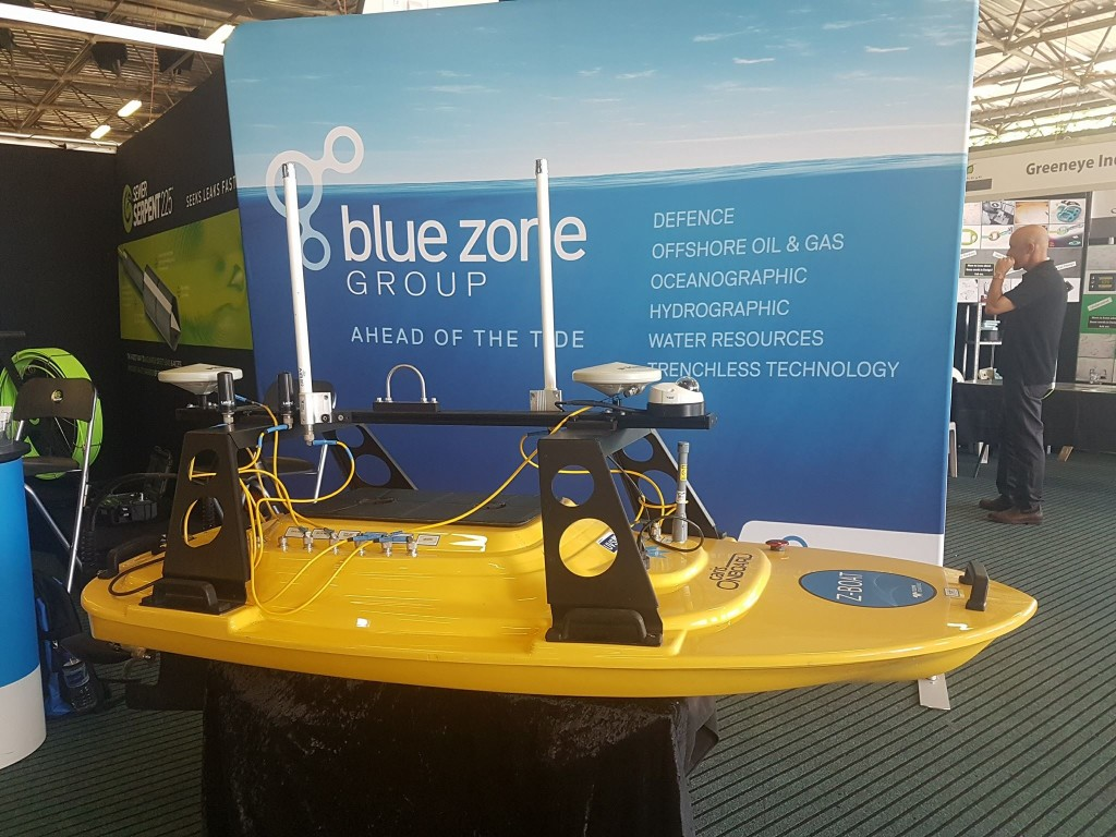 The Blue Zone Group: developing products for the submersible and sewer industries.